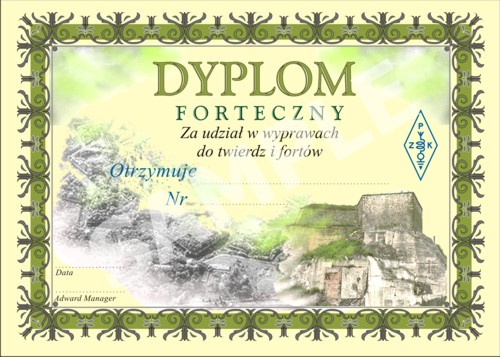 """Brazilian Fortification"" Award"